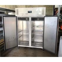 Επαγγελματικό ψυγείο θάλαμος όρθιο διπλό συντήρηση POLAR CC663