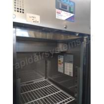 Επαγγελματικό ψυγείο θάλαμος  συντήρηση ανοξείδωτο μονόπορτο POLAR